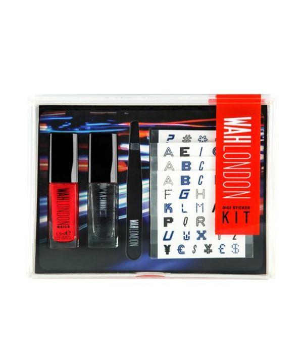 Nail designs: WAH London Nail Trend Digi Kit