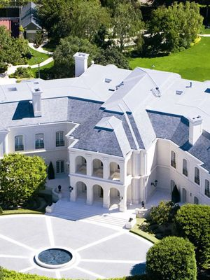 Step Inside the Most Expensive Home in America