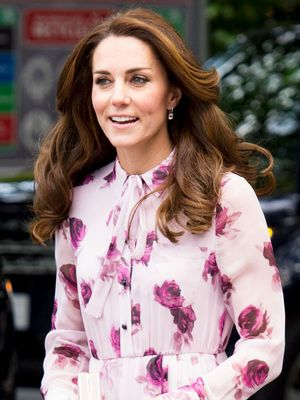 Hurry! Kate Middleton's Pretty Kate Spade Dress Is Still in Stock