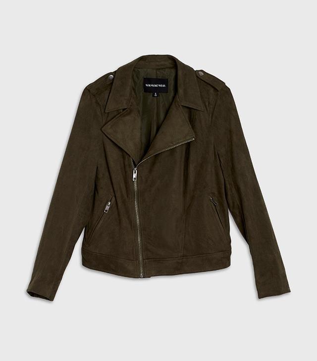Who What Wear Moto Jacket