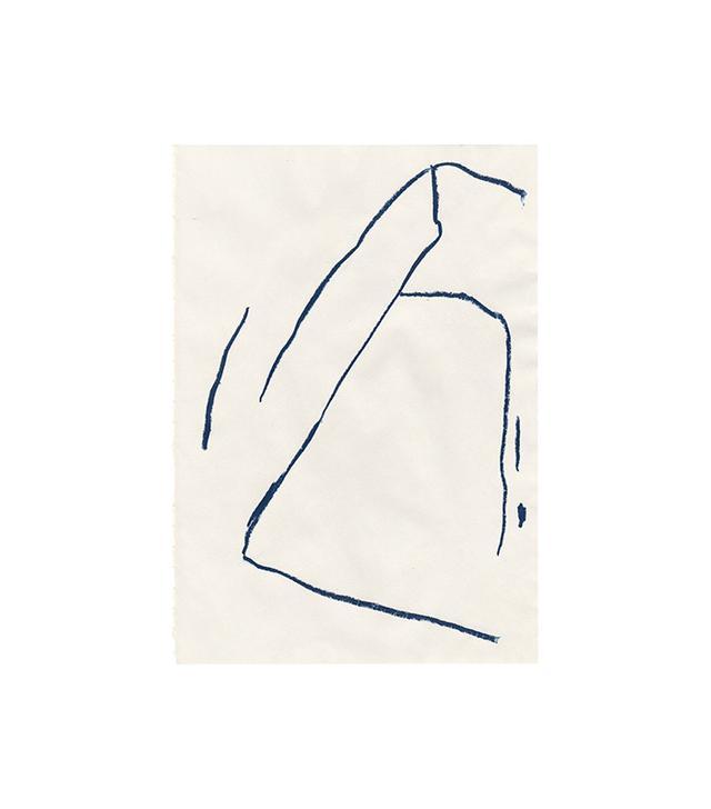 Rosemarie Auberson Lines 23 Painting