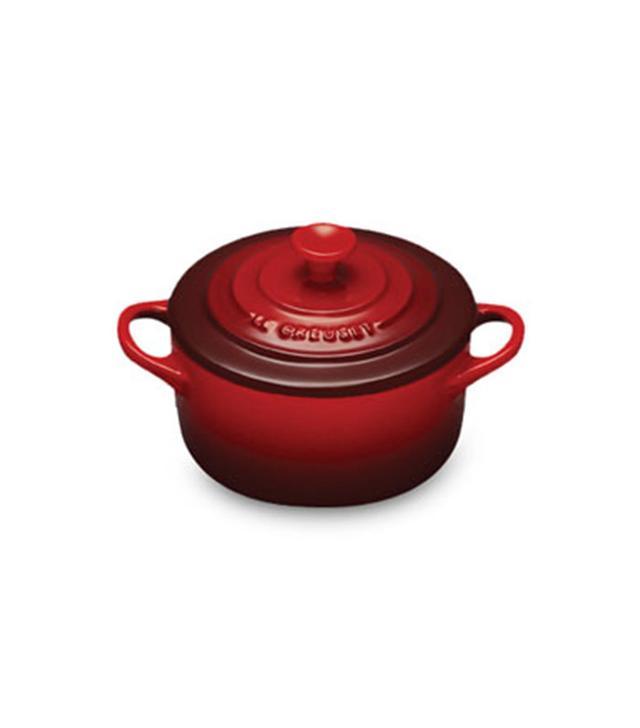 Le Creuset Stoneware 8-Ounce Mini Round Cocottes