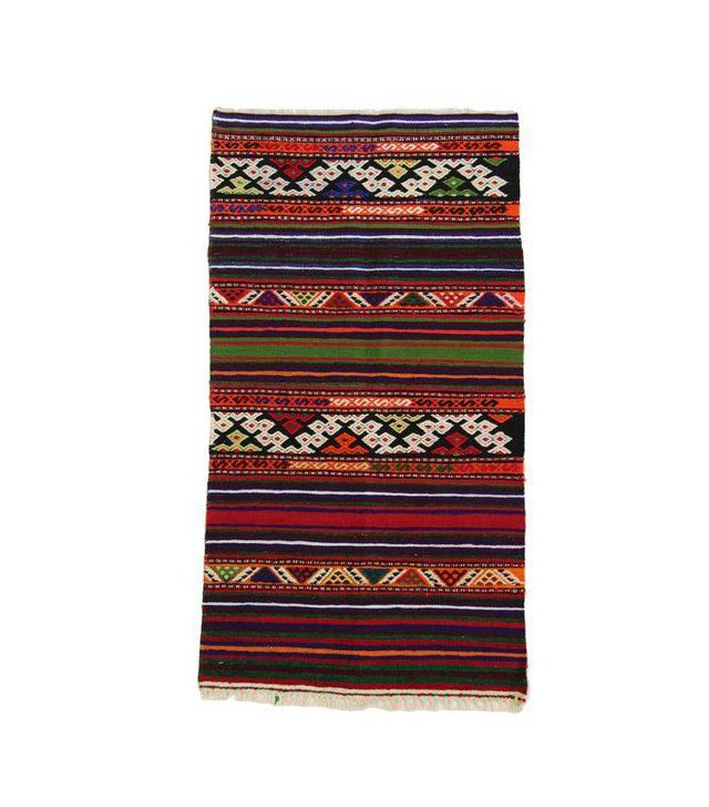 Chairish Turkish Hand-Woven Anatolian Rug