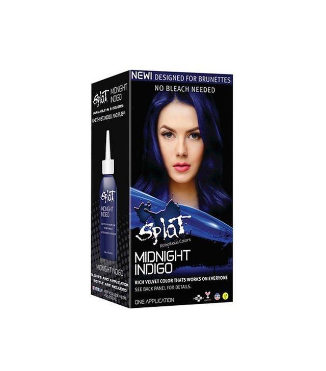 Splat Midnight Hair Color Indigo