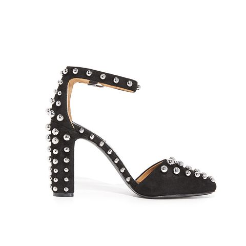 Elise Studded Pumps