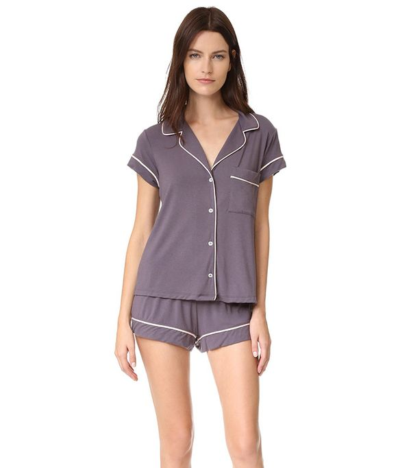 Gisele Short PJ Set Eberjey