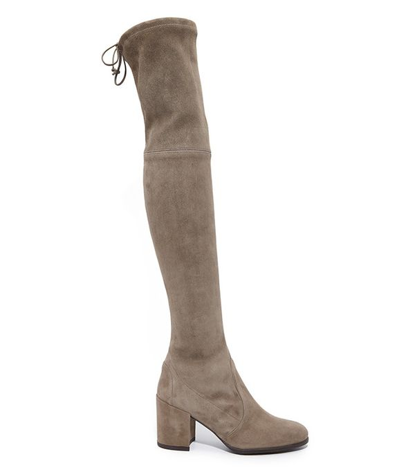Tieland Over the Knee Boots Stuart Weitzman
