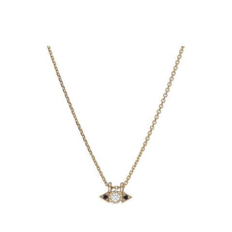 Diamond Spear Necklace