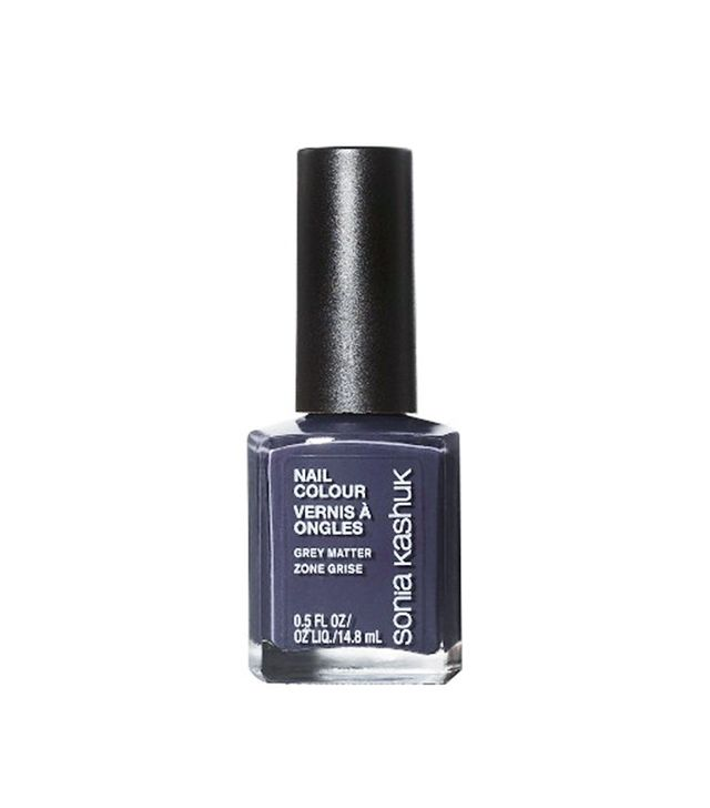 Sonia Kashuk Nail Colour in Grey Matter