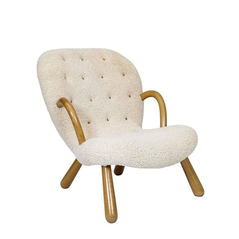 clam chair - Iconic Chairs Design