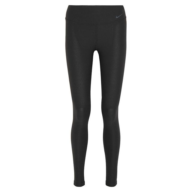 Nike Legend 2.0 Stretch-Jersey Leggings in Black
