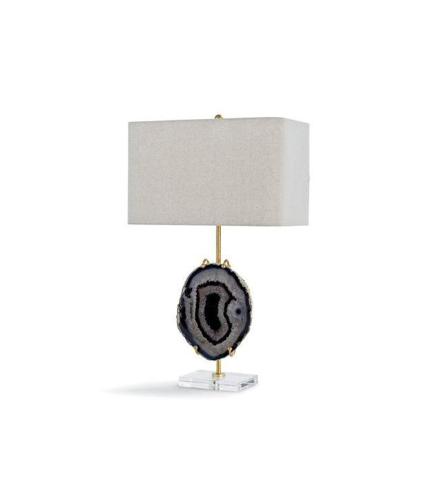 Regina-Andrew Design Exhibit Lamp in Gold/Agate