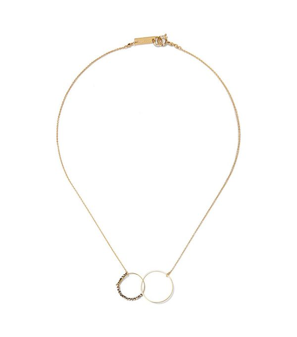 Isabel Marant Hotel Excelsior Gold-Plated Necklace