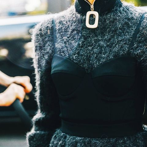 autumn microtrends: corsets over tops