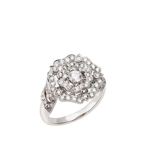 Tudor Rose Ring