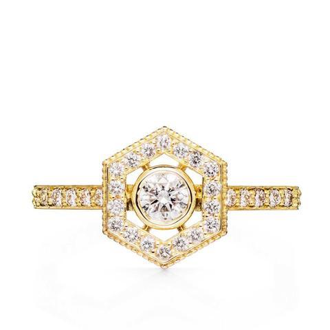 Aretha Engagement Ring
