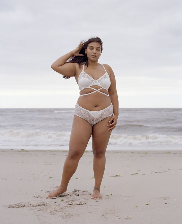 Pictured: Model Paloma Elsesser