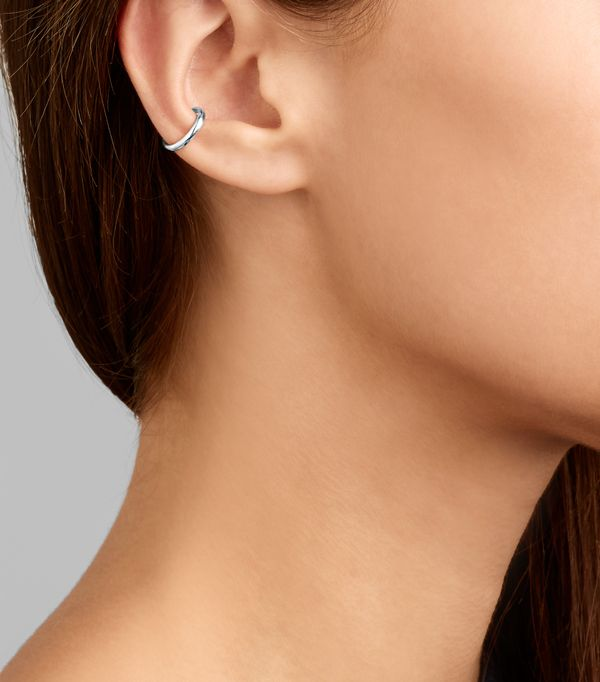 We're obsessed with this subtle ear cuff. Available on Net-a-PorterOctober 12.