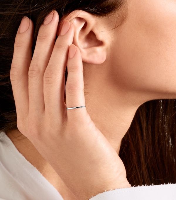 This Threadbarering gives us a whole new appreciation for pink rings. Available on Net-a-PorterOctober 12.