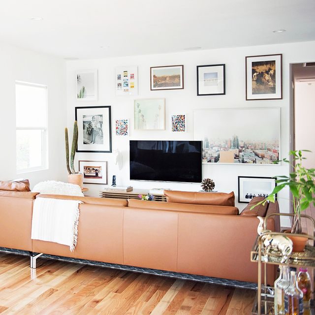 See How One Blogger Personalized Her Generically Flipped Home