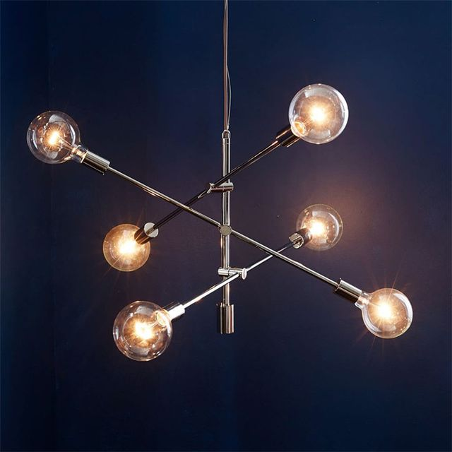 West Elm Mobile Pendant