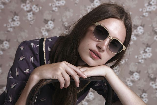 Warby Parker Oriel Sunglasses