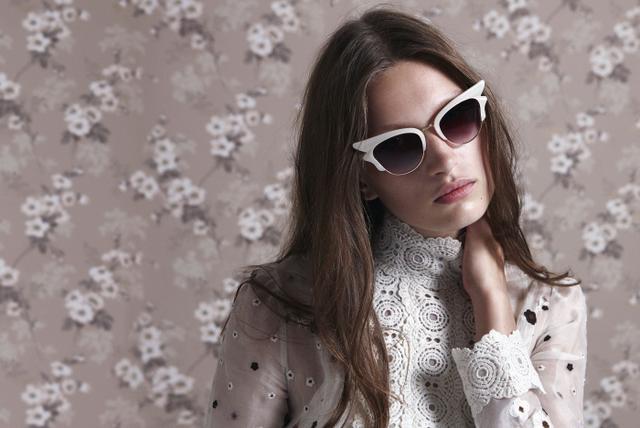 Leith x Warby Parker Fleta Sunglasses