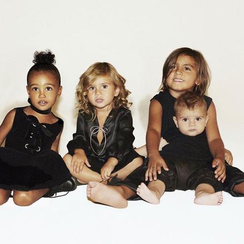 The Kardashians' Christmas Photos Over the Years