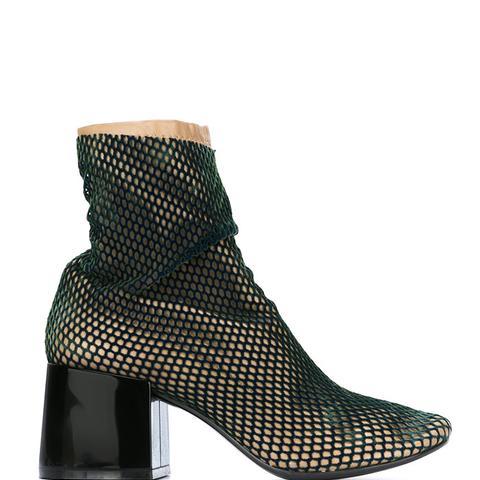 Maison Margiela Mesh Layer Boots