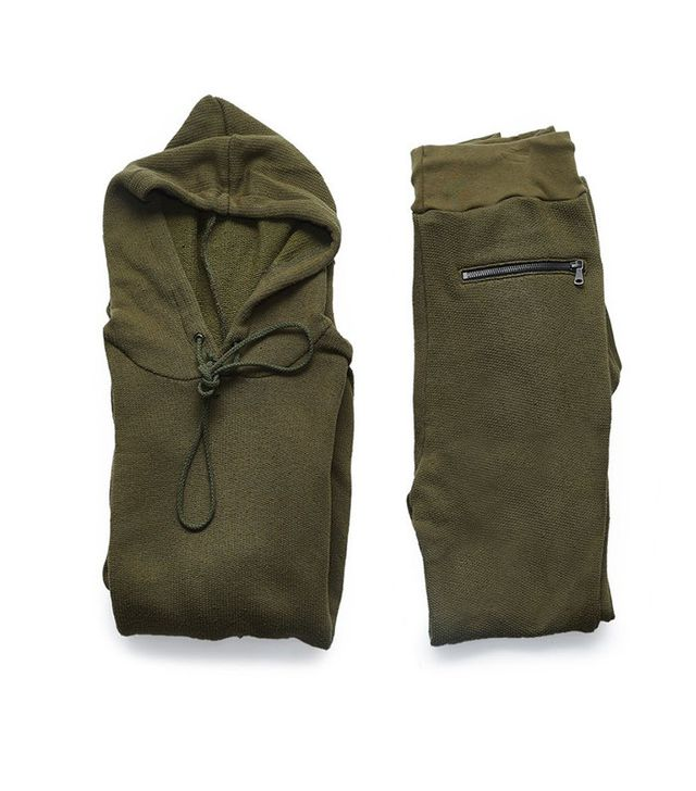 Shadow Hill Antique Olive Thermal X-Set