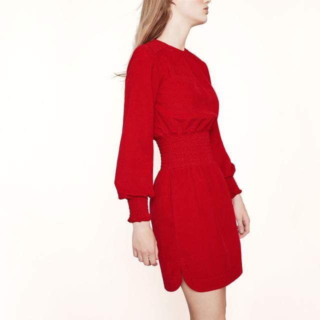 Maje Rabatour Dress
