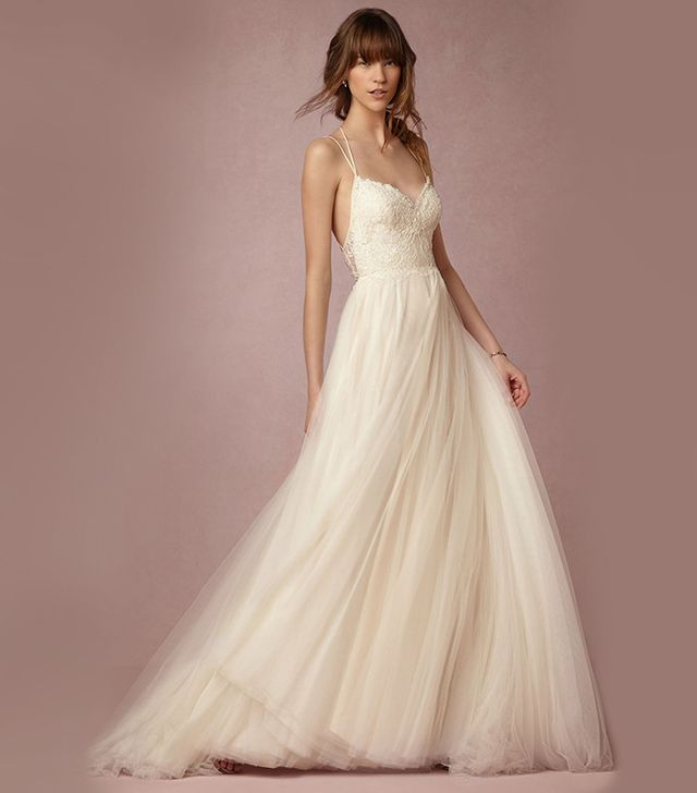 BHLDN Rosalind Gown