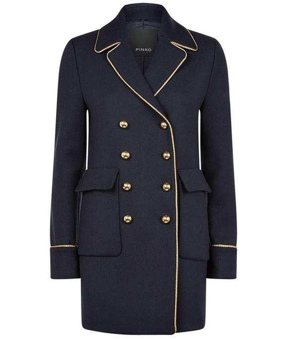 Pinko Military Coat