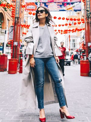 Genius Ways to Style Denim for Fall