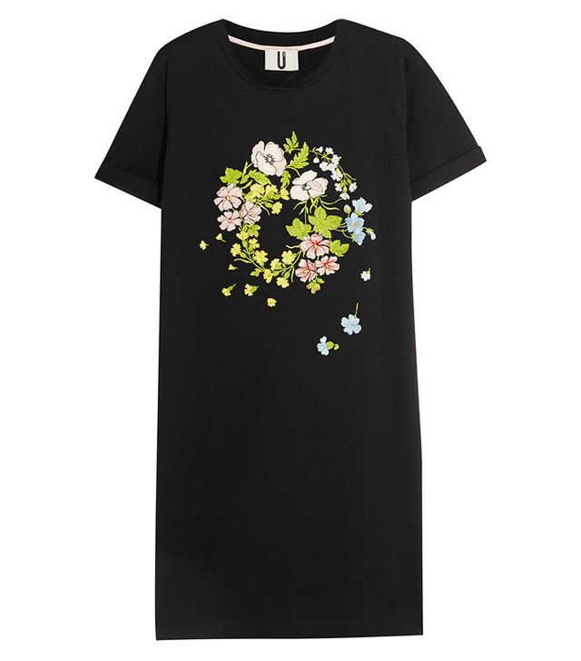 Topshop Unique Bisham T-Shirt Dress