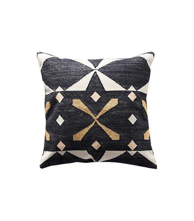 Anthropologie Langdon Glass Pillow