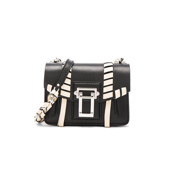 Proenza Schouler Hava Leather Whipstitch