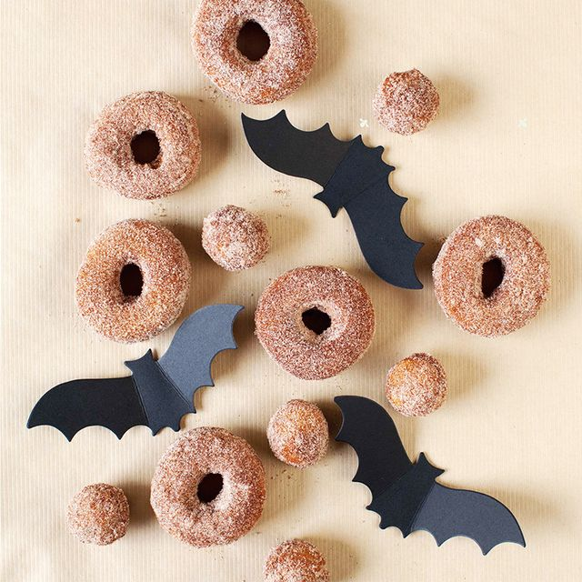 These Halloween Recipes Are Literally Eye Candy