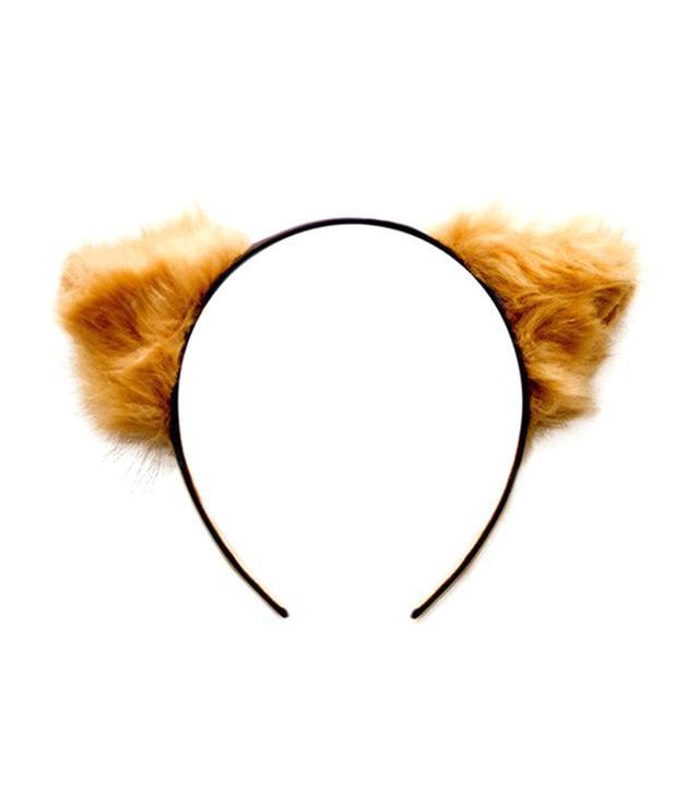 Meowingtons Furry Cat Ears Headband