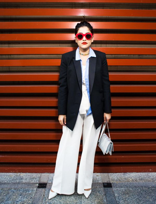 Petite style tips: you can't beat tailoring