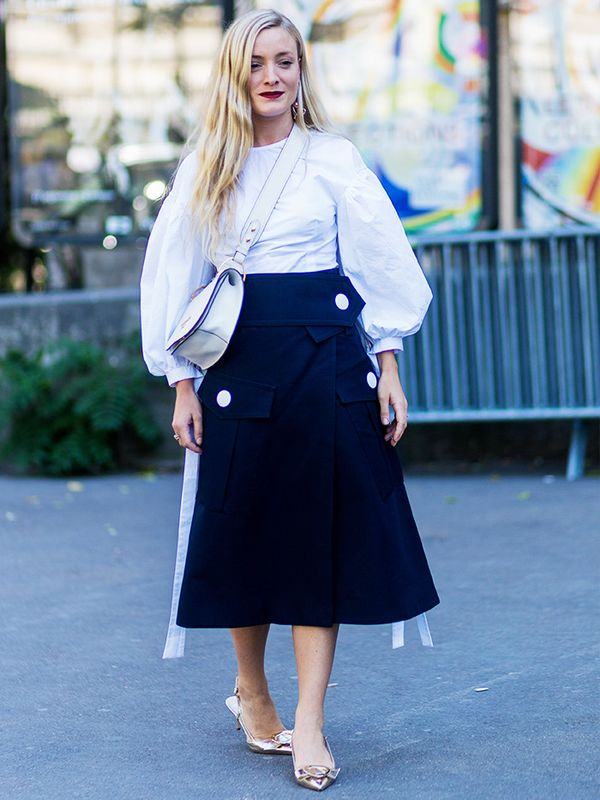 Petite style tips: A-line shapes are deceiving and brilliant