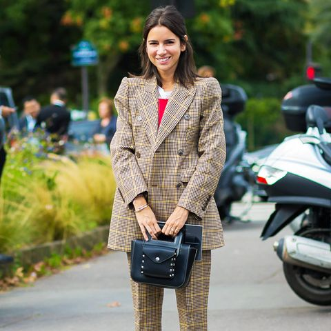 Petite style tips: matching pairs make everything better
