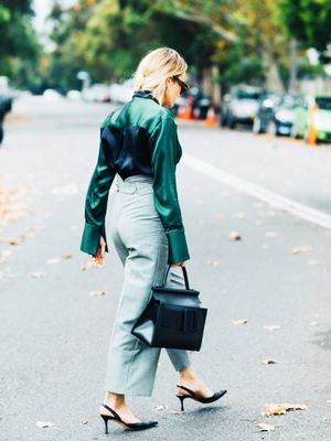 11 Petite Style Tips From Fashion Girls Who Are Actually Short
