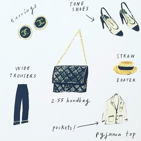 The Instagram Account With Refreshingly Honest Fashion Illustrations