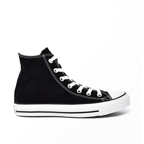 All Star High Top Black Trainers