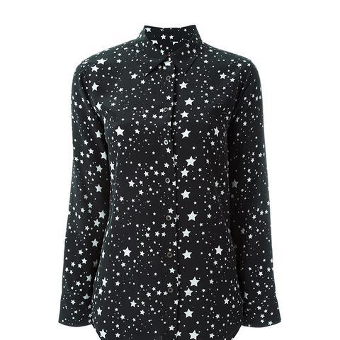 Stars Print Shirt