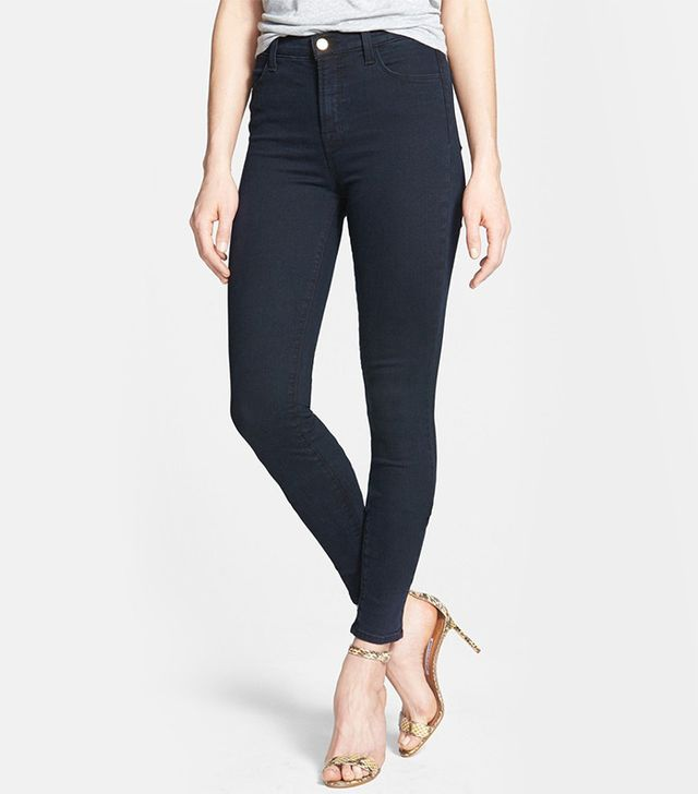 J Brand 2311 Maria High Rise Skinny Jeans