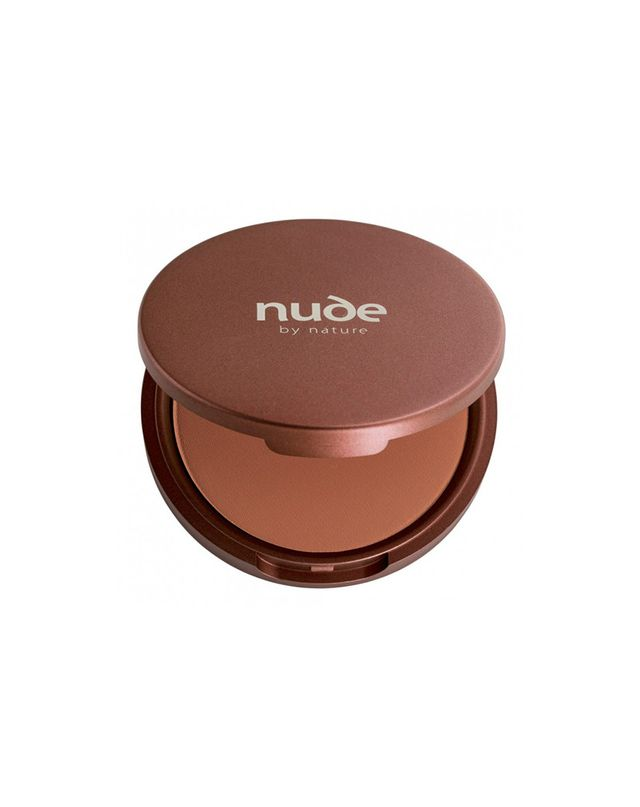 Nude By Nature Pressed Matte Mineral Bronzer