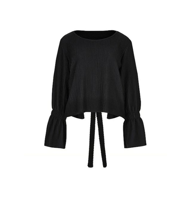 House Of Sunny Open Back Coast Top