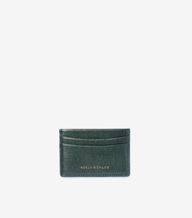 Neely & Chloe The Card Case Saffiano